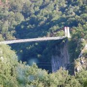 Le Pont de l'Abîme - Cusy