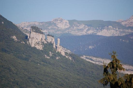 Les Tours Saint-Jacques - Allèves