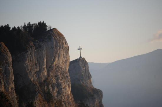 La Croix du Nivolet - Le Revard